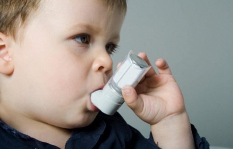 Asmaé uma das principais causas de internação entre crianças e idosos