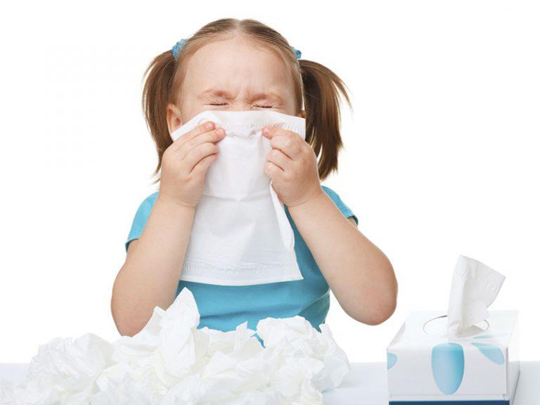 Rinite alérgica pode começar na infância – Causas, tratamento e dicas de prevenção