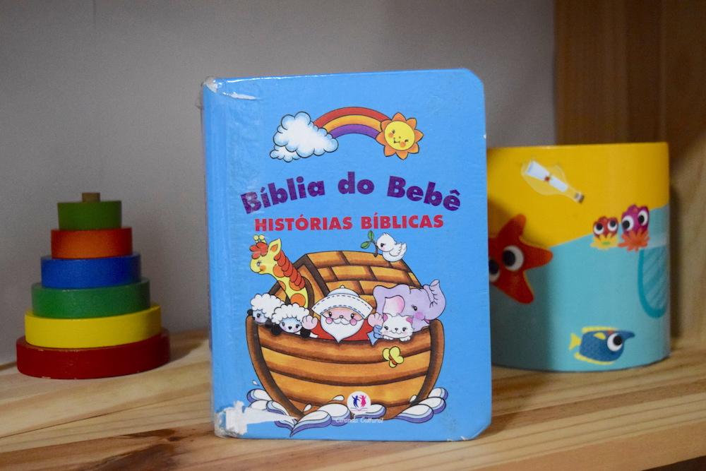bíblia para bebê