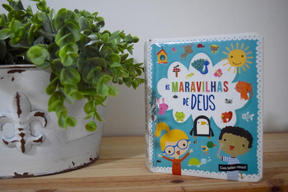 livro para bebê