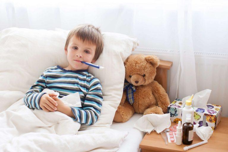Doenças de inverno: como proteger seu filho nessa época do ano