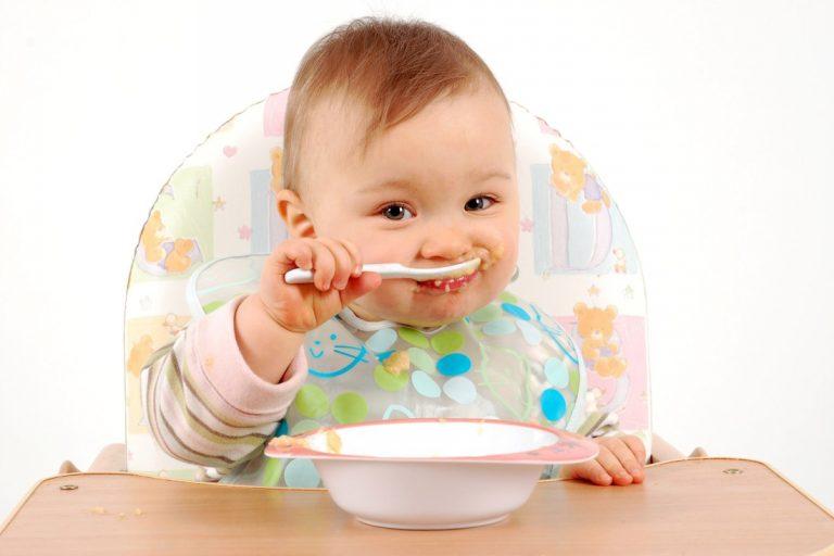 10 dicas para começar a introdução alimentar (e receitas de papinha)