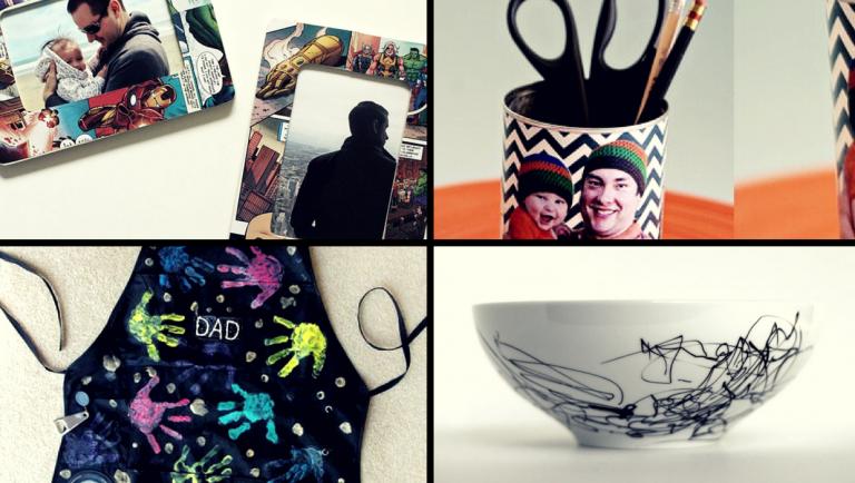 11 Presentes para o Dia dos pais que as crianças podem fazer (+ vídeos de Passo a Passo)