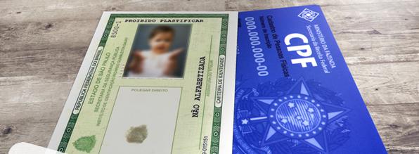 Como fazer CPF e RG para o bebê