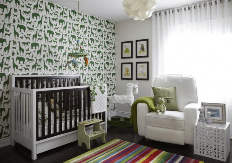 dicas para escolher papel de parede para quarto infantil