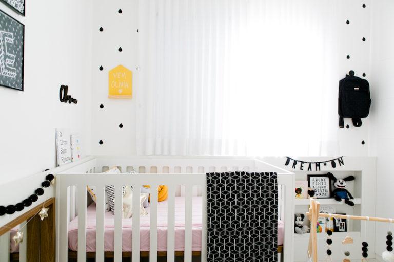 5 tendências que estão dominando a decoração de Quarto Infantil