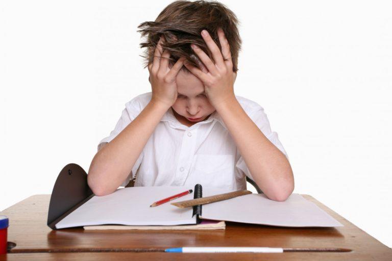 Como perceber se seu filho tem distúrbios de aprendizagem