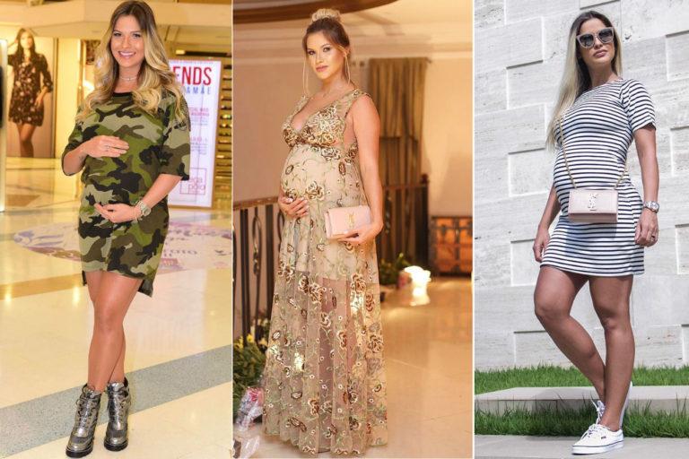Look das famosas na gravidez: dicas de inspiração