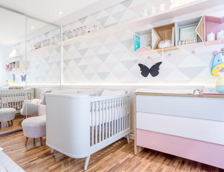 Quarto de bebê menina: dicas de decoração