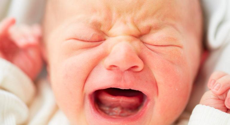 Cólicas em bebês: saiba como aliviar esse incômodo
