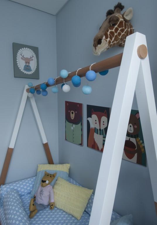 Como fazer quarto montessori?