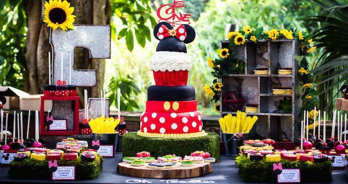 Festa da Minnie: confira dicas de decoração