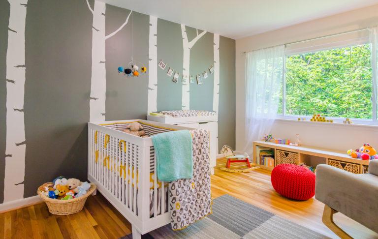 Quarto de bebê – tema natureza: como fazer?