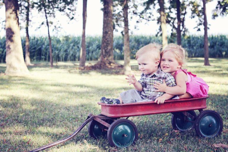 Crianças de dois anos não são terríveis (sobre o famoso terrible two)