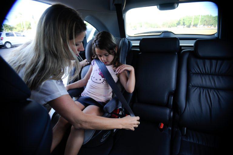 Acidentes de trânsito: aprenda sobre os principais riscos para as crianças
