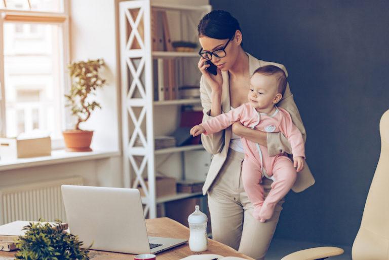 Empreendedorismo materno – As mudanças que a maternidade trás