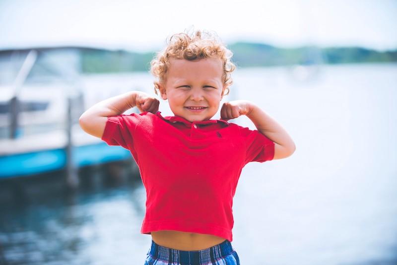 como criar crianças resilientes