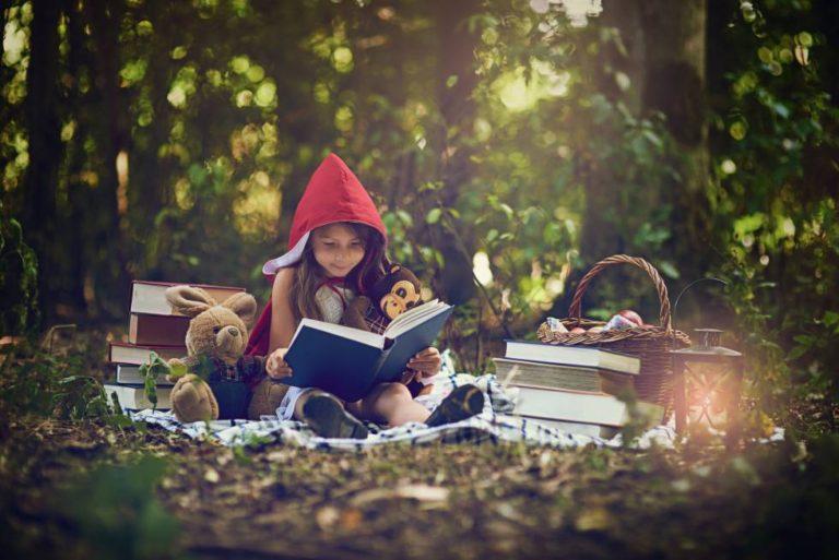 A importância das histórias infantis no aprendizado das crianças