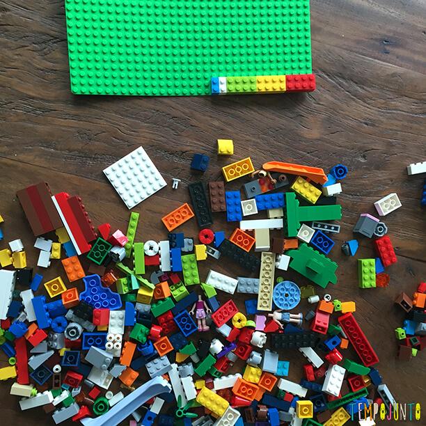 criatividade e LEGO