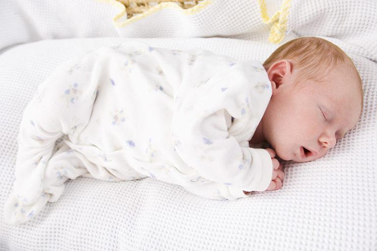 Tempo da soneca do bebê (quando acontecem as transições)