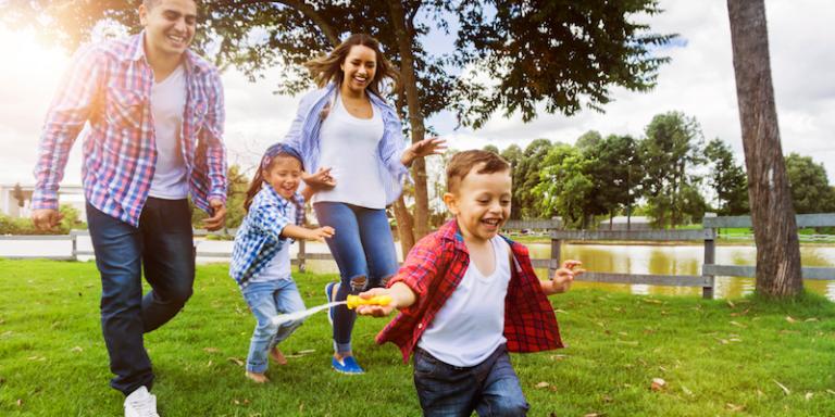 Dia das crianças (ideias de atividades para fazerem juntos)