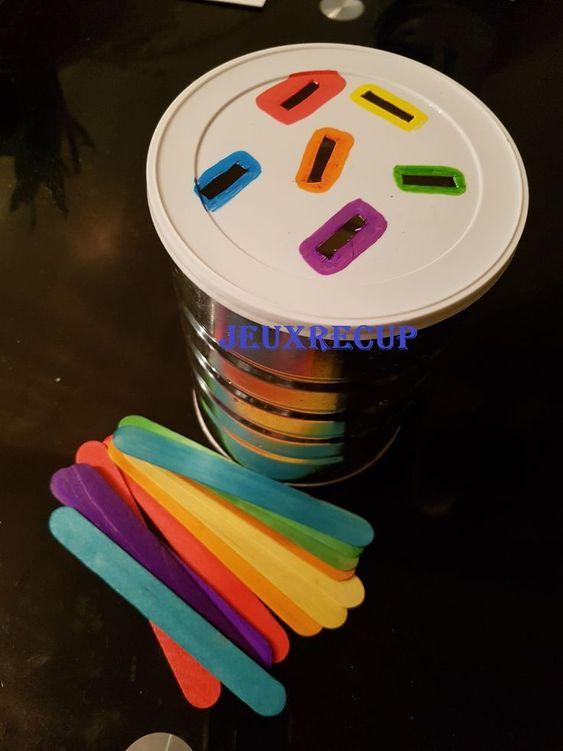 inspiração de como ensinar as cores