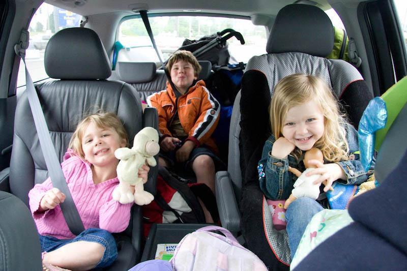 dicas para viagem com crianças