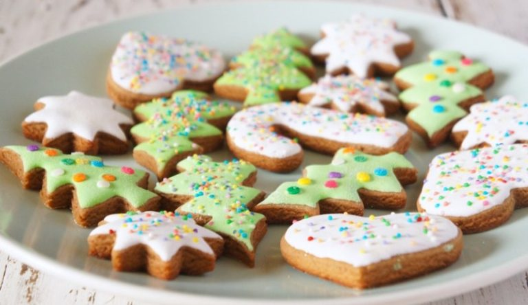 Natal – receitas fáceis para fazer com as crianças (criando memórias)