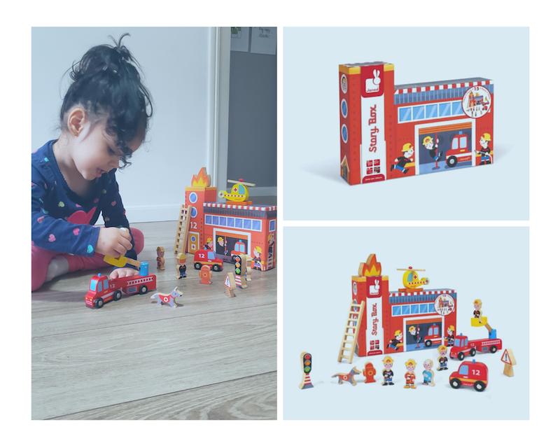 dica de brinquedos de madeira para crianças
