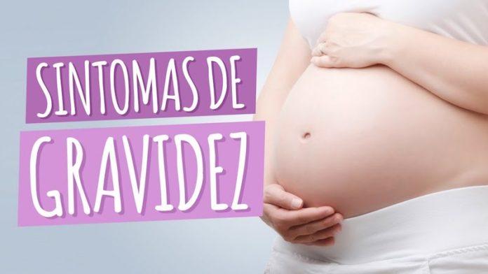 primeiros sintomas de gravidez