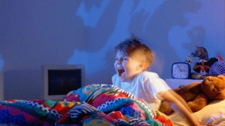 Terror noturno e pesadelo: como ajudar a criança?