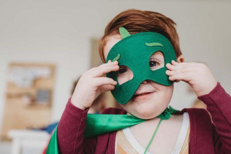 Fantasias simples para crianças – faça você mesma