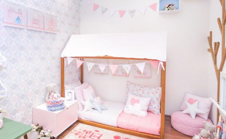 Mini Cama Infantil – quando fazer a transição do berço para a cama?