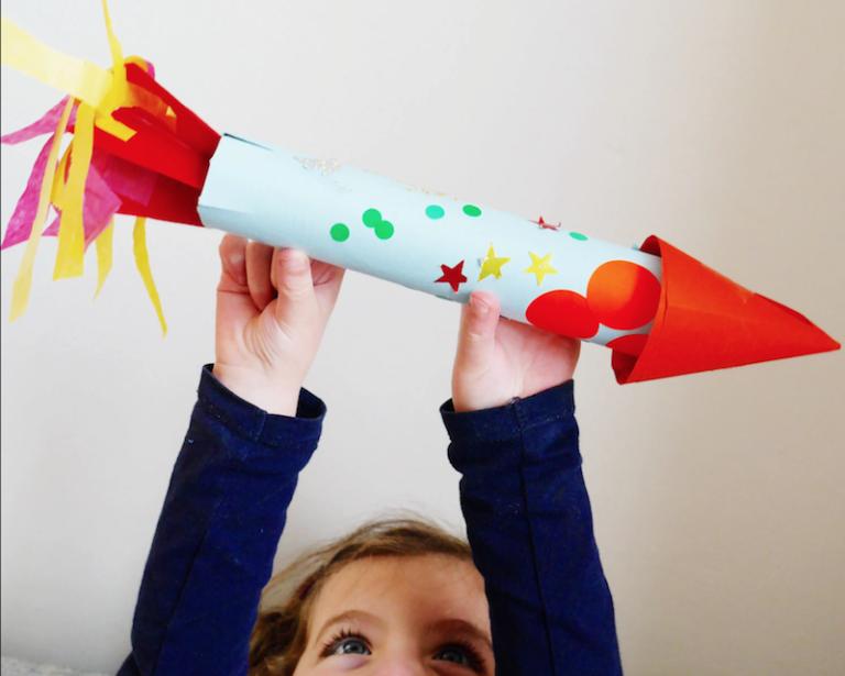 Atividades Espaciais para crianças – para aprender brincando
