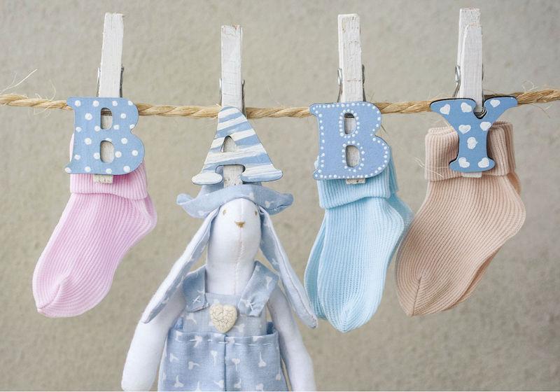 dicas sobre o que não pode faltar no enxoval do bebê