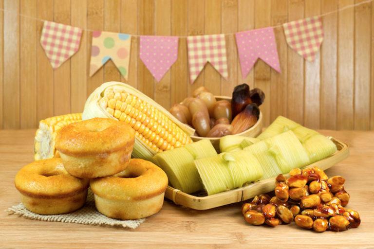 Receitas Festa Junina (receitas gostosas que não podem faltar!)
