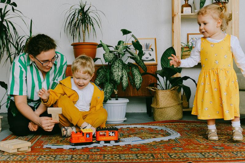 Cuidados com a segurança das crianças em casa durante o isolamento social
