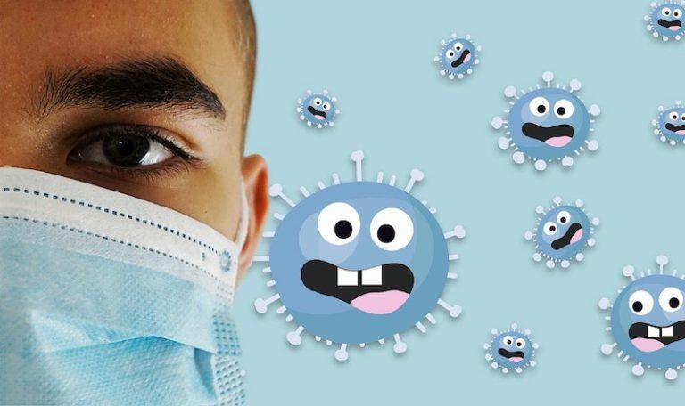 Diferenças dos sintomas de doenças do inverno e de Covid-19 nas crianças