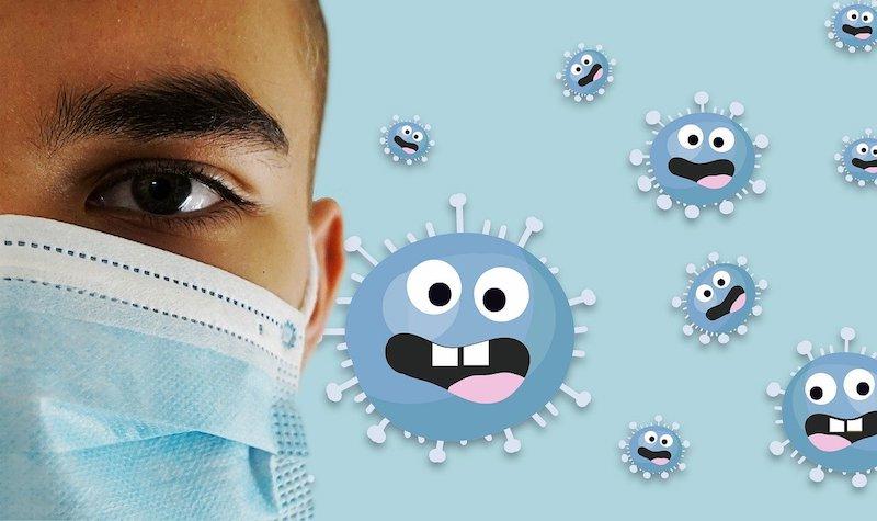 doenças de inverno e covid-19