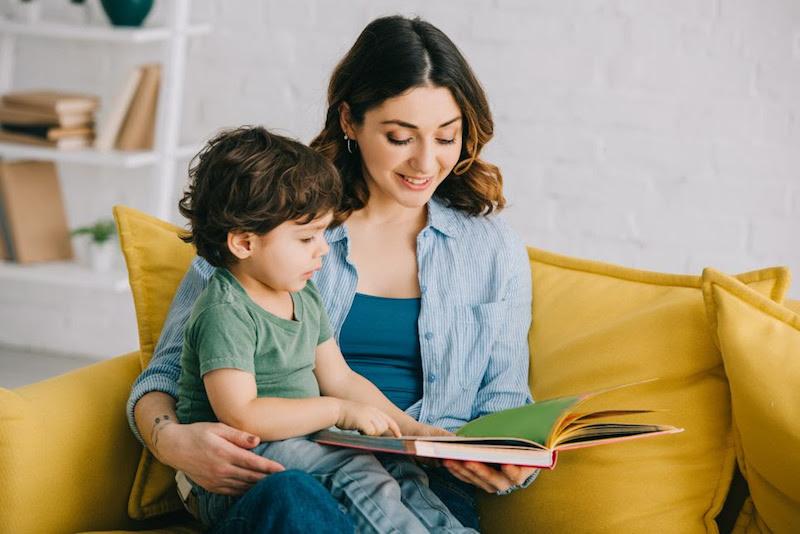 habito de leitura nas crianças