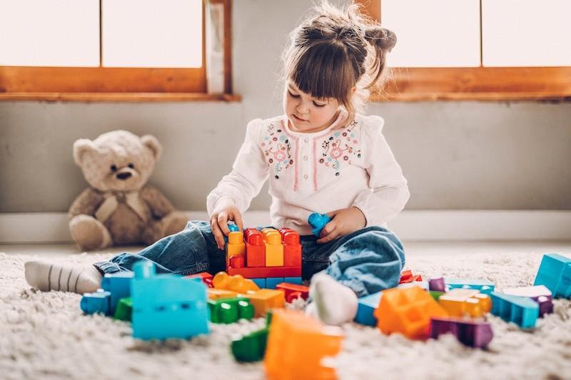 higienização de brinquedos