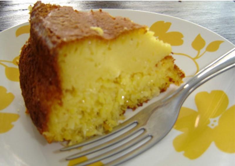 Receitas Festa Junina bolo de milho