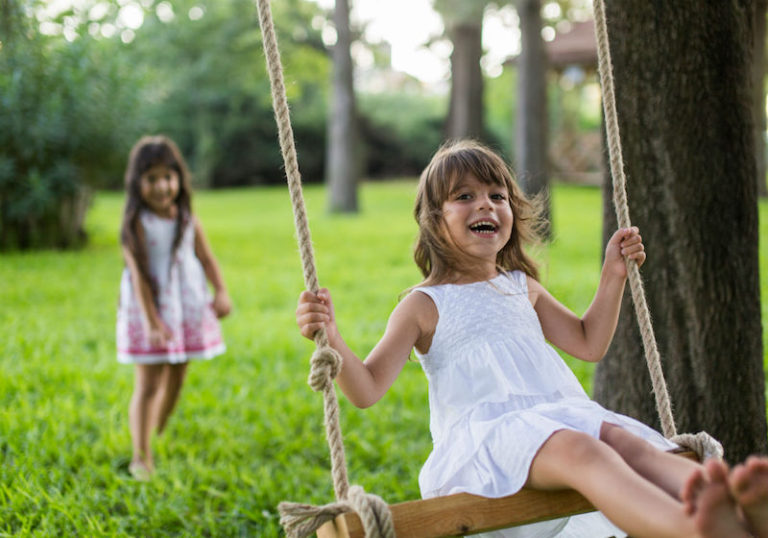 Área de lazer para crianças – você mesma pode criar!