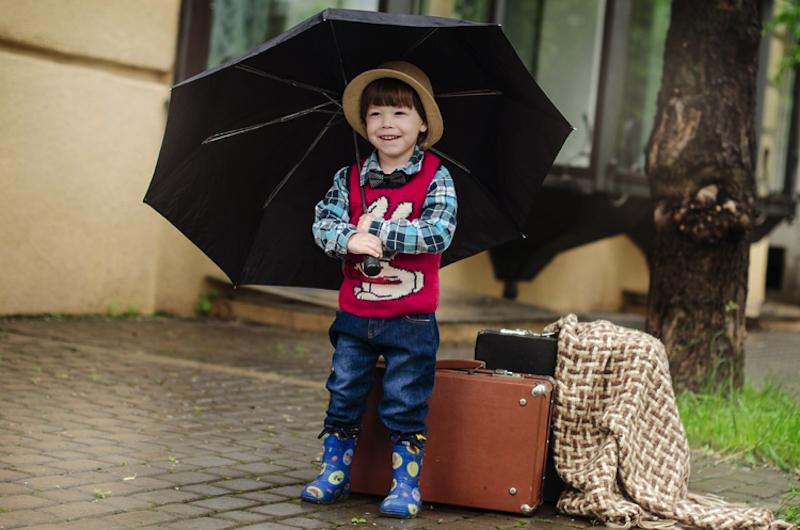 viagem com crianças após pandemoa