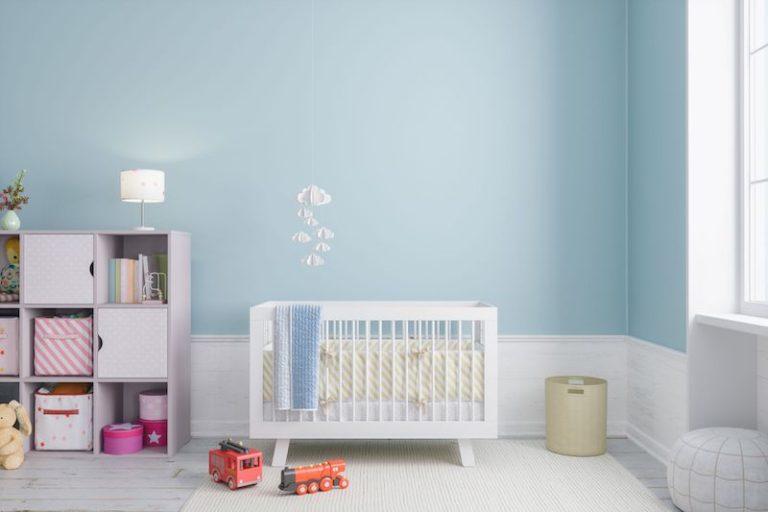 Cores para quarto de bebê – você sabe o que desperta cada cor?