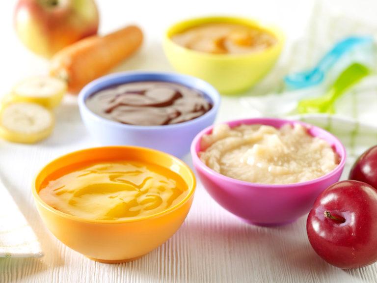 Alimentos que ajudam a soltar o intestino do bebê e mais