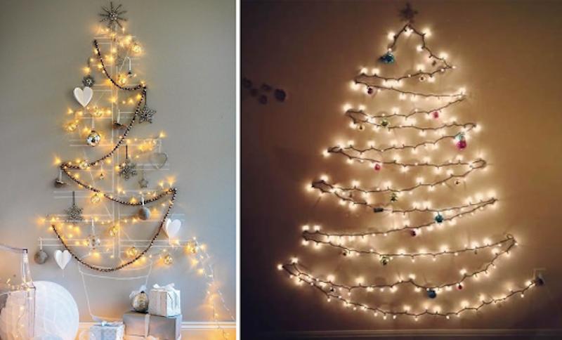 dica de árvore de natal