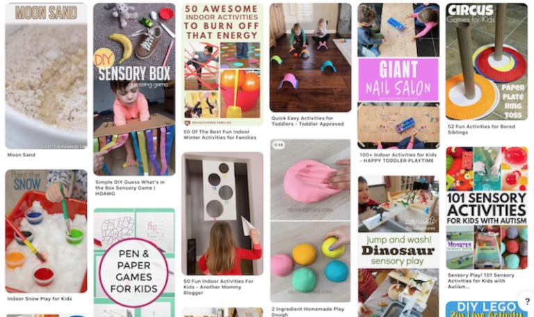 5 dicas de onde achar ideias de brincadeiras e atividades para crianças?