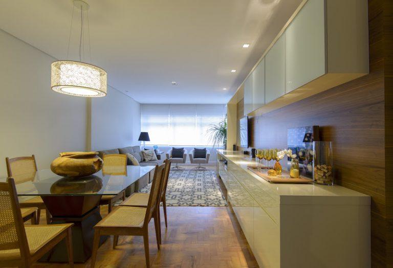 Arquiteta Carina Dal Fabbro explica como usar o buffet na decoração