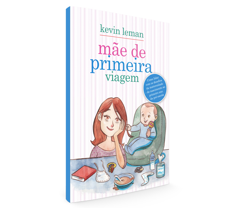 livro para mãe de primeira viagem